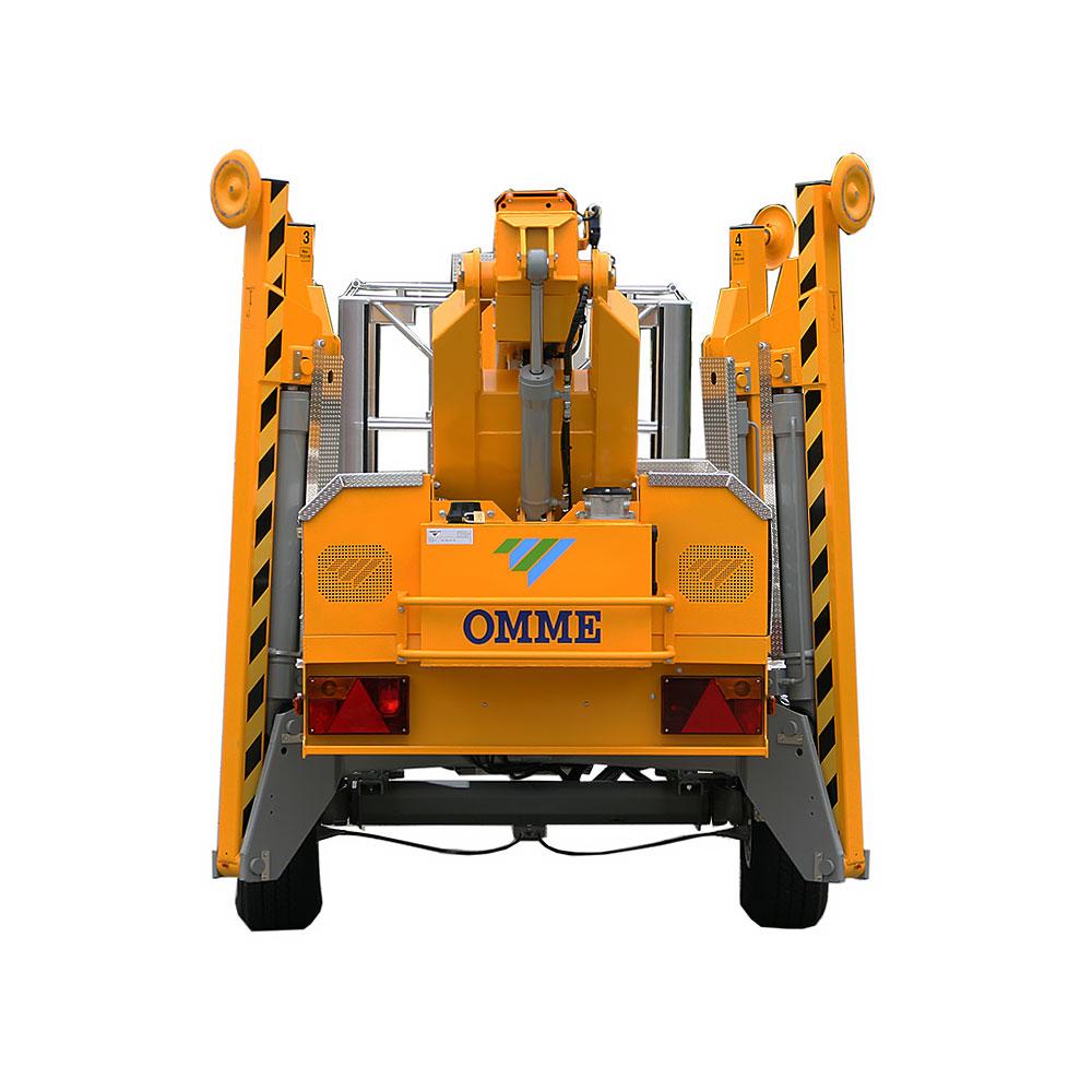 16 mtr. trailerlift – Omme 1650 E