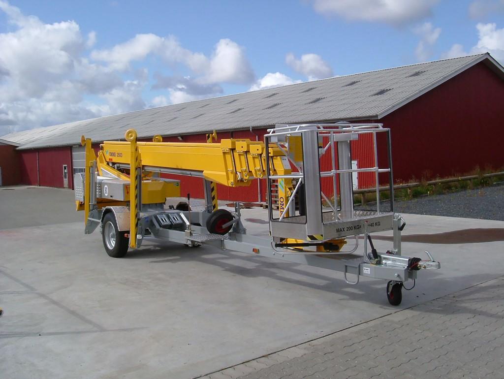 25 mtr. trailerlift – Omme 2500 E