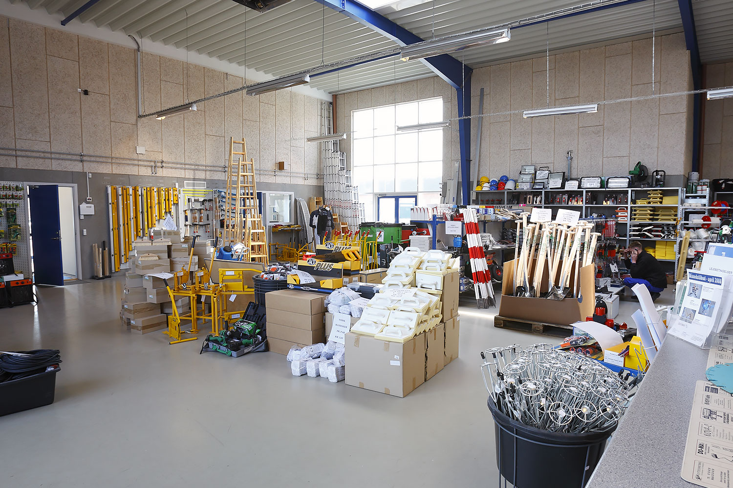 Materieludlejning