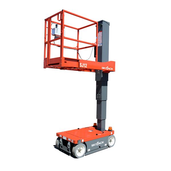 Selvkørende sakselift - UpRight X 26 | Do-Ma A/S