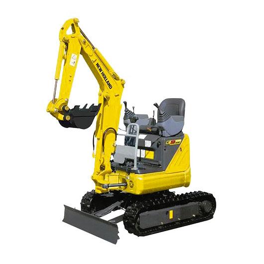 Minigraver New Holland E9SR