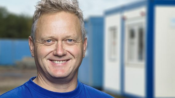 Morten Bache Hansen