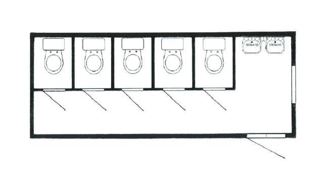 Modul-m.5-toiletter