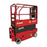 Selvkørende sakselift - Magni 0807 | Do-Ma A/S